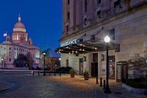 Exterior view - Renaissance Hotel Providence