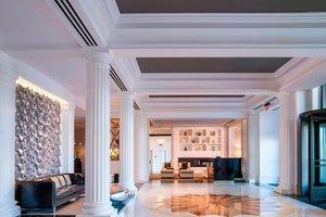 Lobby - Renaissance Hotel Providence