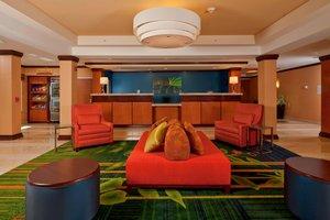 Lobby - Fairfield Inn & Suites by Marriott Brunswick