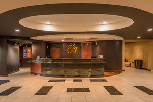 Lobby - Courtyard by Marriott Hotel Carson City