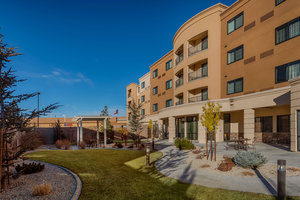 Exterior view - Courtyard by Marriott Hotel Carson City