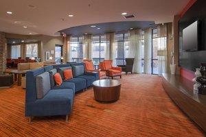 Lobby - Courtyard by Marriott Hotel Folsom