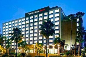 Exterior view - Courtyard by Marriott Hotel Hotel Circle San Diego