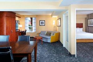 Suite - Courtyard by Marriott Hotel Hotel Circle San Diego