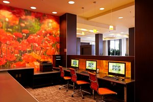 Conference Area - Courtyard by Marriott Hotel Hotel Circle San Diego