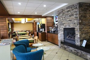 Lobby - Fairfield Inn by Marriott Provo