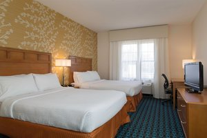 Room - Fairfield Inn & Suites by Marriott Sebastopol