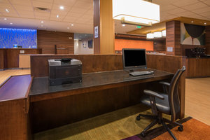 Conference Area - Fairfield Inn & Suites by Marriott Southwest Fort Wayne