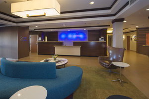 Lobby - Fairfield Inn & Suites by Marriott Tifton