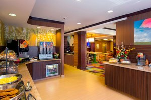 Restaurant - Fairfield Inn & Suites by Marriott Tifton