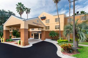 Exterior view - Fairfield Inn & Suites by Marriott Southeast Tampa