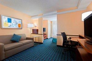 Suite - Fairfield Inn & Suites by Marriott Southeast Tampa