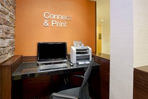 Conference Area - Fairfield Inn & Suites by Marriott Southeast Tampa
