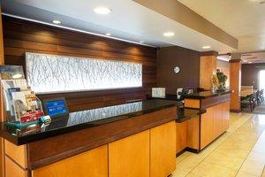 Lobby - Fairfield Inn & Suites by Marriott Muskogee