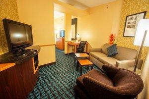 Suite - Fairfield Inn & Suites by Marriott Muskogee