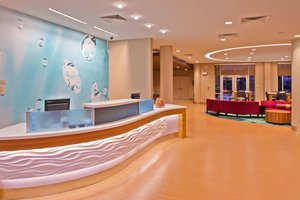 Lobby - SpringHill Suites by Marriott Downtown Chattanooga