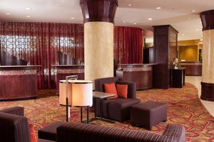 Lobby - Marriott Hotel Greenville