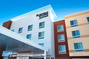 Exterior view - Fairfield Inn & Suites by Marriott Fishers Indianapolis
