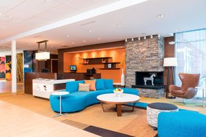 Lobby - Fairfield Inn & Suites by Marriott Fishers Indianapolis