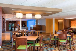 Restaurant - Fairfield Inn & Suites by Marriott Fishers Indianapolis