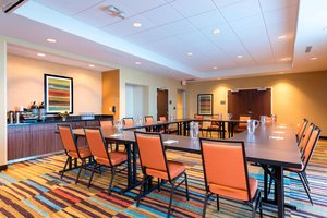 Meeting Facilities - Fairfield Inn & Suites by Marriott Fishers Indianapolis