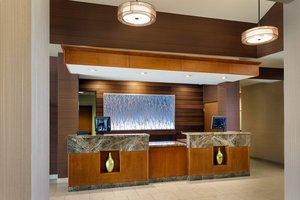 Lobby - Fairfield Inn by Marriott Cal Expo Sacramento