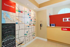 Map - TownePlace Suites by Marriott Cupertino San Jose