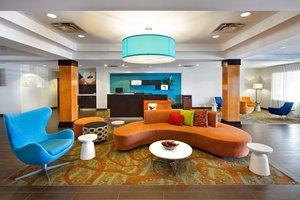 Lobby - Fairfield Inn & Suites by Marriott Brampton