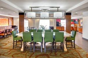 Restaurant - Fairfield Inn & Suites by Marriott Brampton