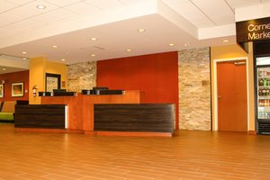Lobby - Fairfield Inn & Suites by Marriott Mississauga