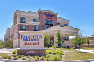 Exterior view - Fairfield Inn & Suites by Marriott Aurora