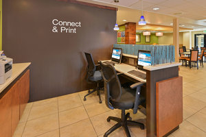 Conference Area - Fairfield Inn & Suites by Marriott Aurora