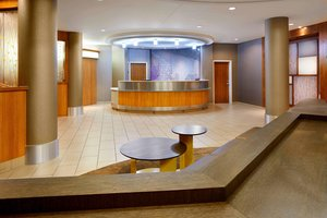 Lobby - SpringHill Suites by Marriott Webster