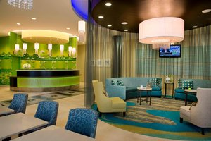 Lobby - SpringHill Suites by Marriott Vaughan