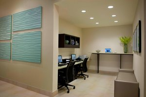 Conference Area - SpringHill Suites by Marriott Vaughan