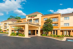 Exterior view - Courtyard by Marriott Hotel Tuscaloosa