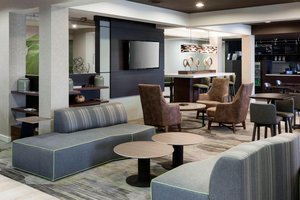 Lobby - Courtyard by Marriott Hotel Tuscaloosa