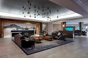 Lobby - Marriott Hotel Bethesda
