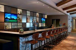 Restaurant - Marriott Hotel Bethesda
