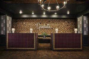 Lobby - Graduate Hotel Minneapolis