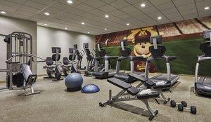 Fitness/ Exercise Room - Graduate Hotel Minneapolis