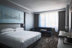 Room - Marriott Hotel Medical District Chicago