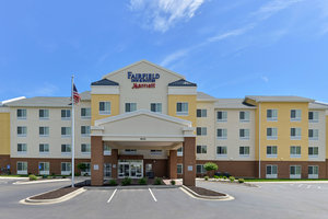 Exterior view - Fairfield Inn & Suites by Marriott Cedar Rapids