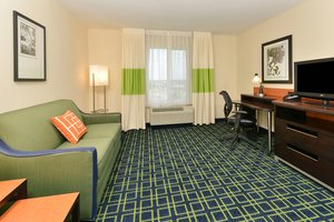 Suite - Fairfield Inn & Suites by Marriott Cedar Rapids