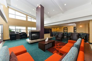 Lobby - Residence Inn by Marriott Champaign