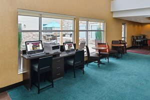Conference Area - Residence Inn by Marriott Champaign