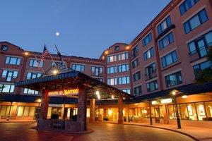 Exterior view - Marriott Hotel Boulder