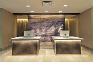 Lobby - Marriott Hotel Boulder