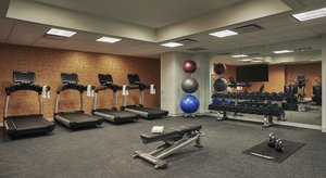 Fitness/ Exercise Room - Graduate Hotel Richmond