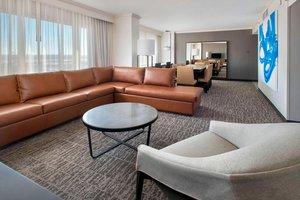 Suite - Marriott Hotel EWR Airport Newark